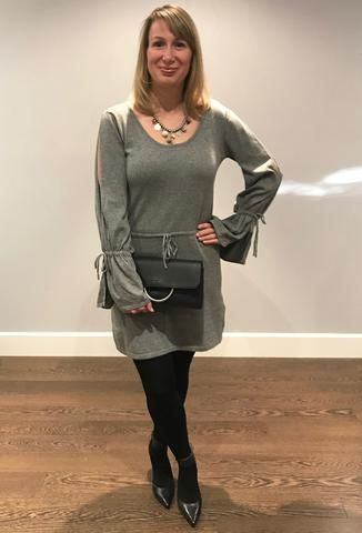 Holiday outfits inspiration - Cocooning & chic - Shop the look at forevermlle.com