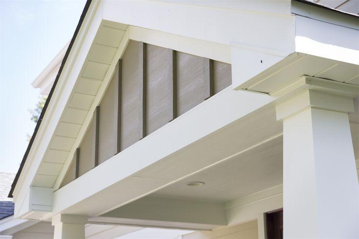 Vertical Cement Board Siding : Similar eaves soffits james hardie design ideas