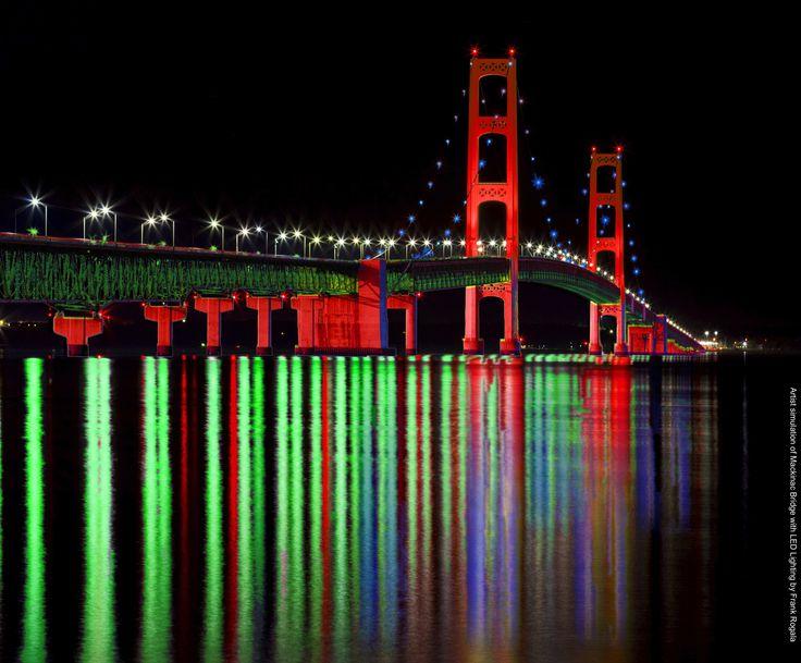 664 Best Led Bridge Lighting Images On Pinterest Bridges
