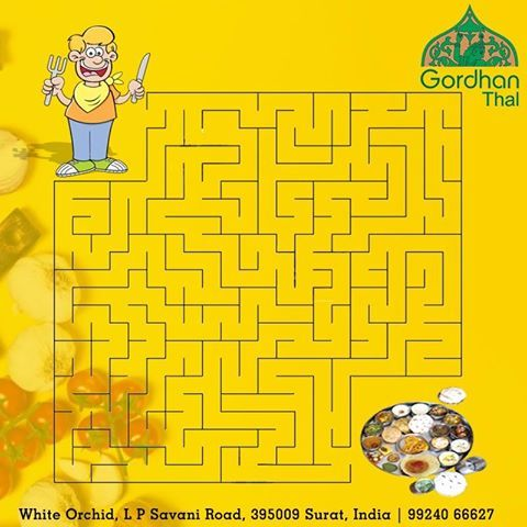 Its Play Time. (y) Get the perfect food at one of the best Gujarati restaurants of Surat - #GordhanThal #restaurantsinsurat #bestrestaurantinsurat #tastydishes #cuisines #goodambience #food #healthyfood #event #occasion #lovedones #bestambience #gujaratirestaurantinsurat #gujaraticuisine #gujaratirestaurant