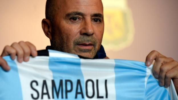 Lionel Messi has never won the World Cup New Argentina boss Jorge Sampaoli says getting the best out of Lionel Messi and reaching the 2018 World Cup are his greatest challenges in the role. Sampaoli, 57, has taken over as coach of his home country after leaving Spanish club Sevilla after one...