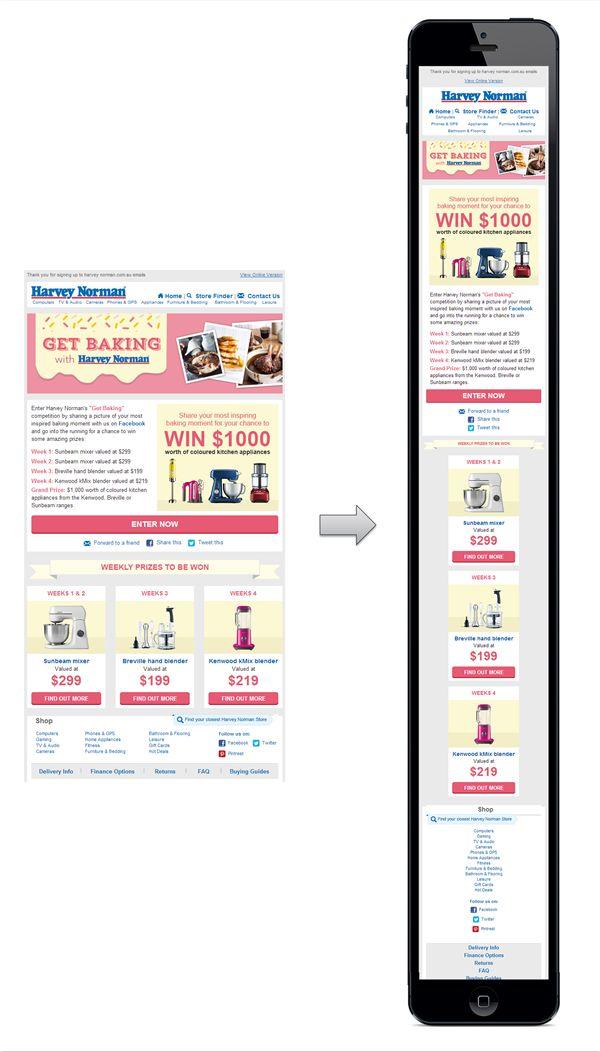 Best Responsive Email Design Inspiration Images On