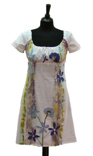Schnittmuster : Kleid Brindisi  (06-25) von SCHNITTQUELLE auf DaWanda.com