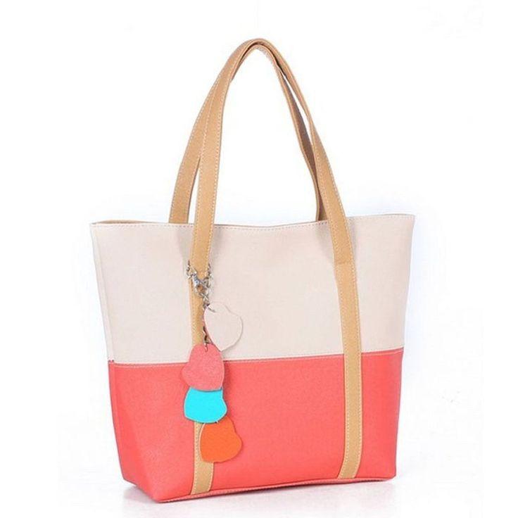 VIDA Foldaway Tote - Sapphire Stylish Hand Bag by VIDA OpTVoWyH