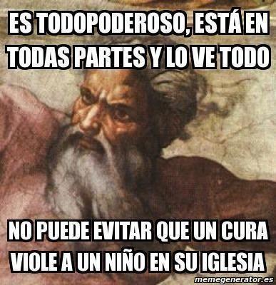 Dios no existe, Ateo