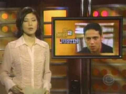 BB2 US 2001- Justin Gets expelled from the Big Brother House after repeatedly breaking the rules.