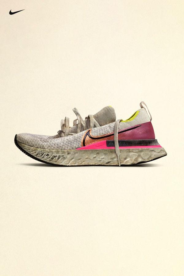 React Infinity Run Flyknit Men's Running Shoe in 2020
