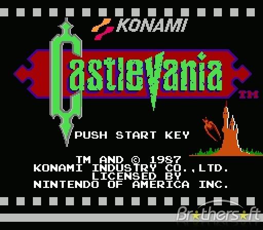 Castlevania....where it all began...