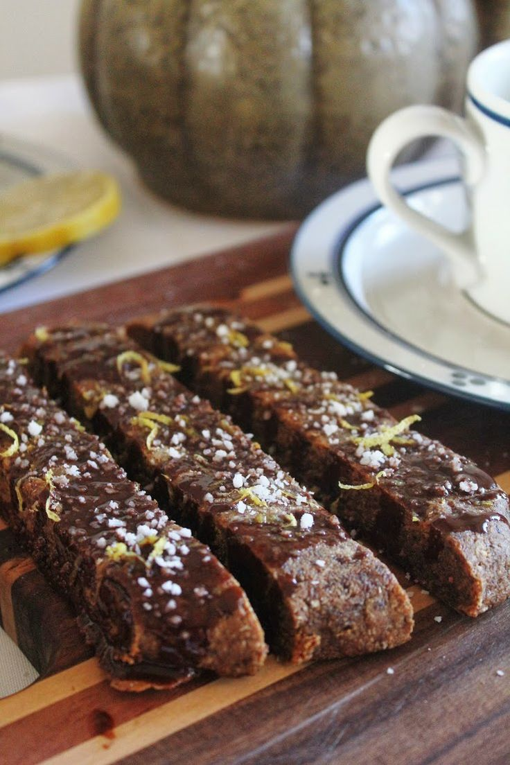 17 best raw vegan biscuits images on pinterest cookies vegan raw this rawsome vegan life almond biscotti with chocolate nutmeg lemon forumfinder Image collections