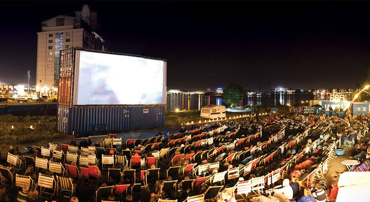 Pluk de Nacht - Open Air Film Festival happening in August. Pretty interesting selection of movies and what is more important: free movies. The festival is donation-based though so chip in a bit to support this amazing initiative. #amsterdam #plukdenacht #outdoor #cinema
