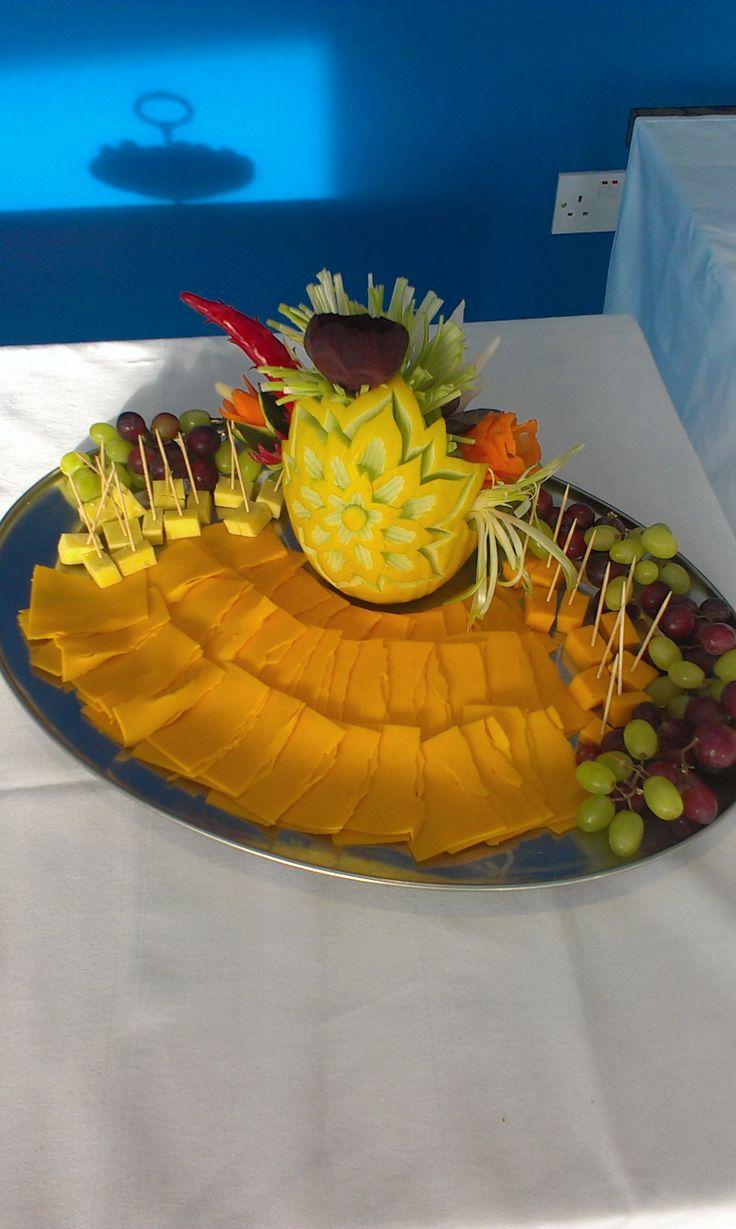 yellow melon art