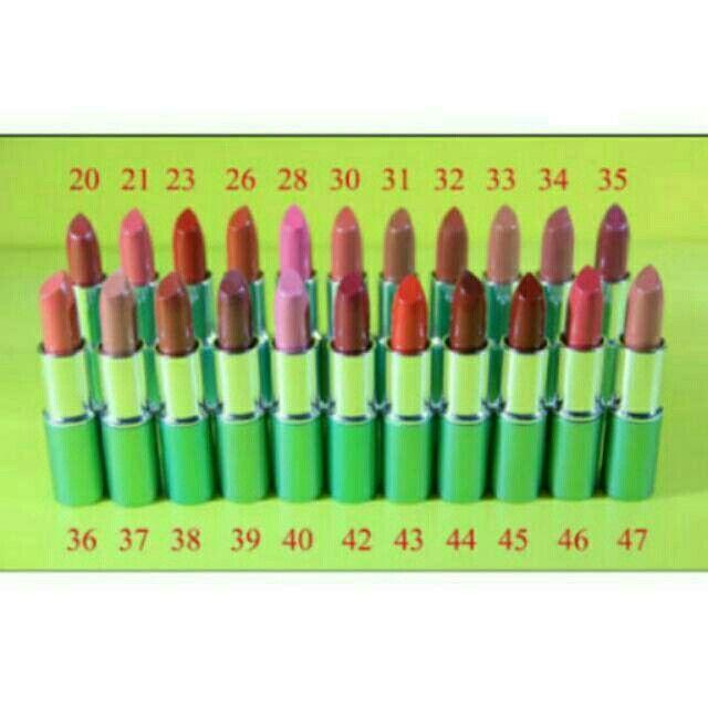 Saya menjual Warna Lipstick Wardah Exclusive 3,8gr dari Nomer 21 spd 39 seharga Rp33.900. Dapatkan produk ini hanya di Shopee! https://shopee.co.id/raja_kosmetik/244913640 #ShopeeID