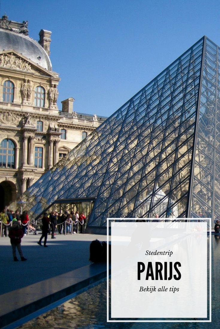 Het Louvre mag je natuurlijk niet overslaan tijdens een stedentrip Parijs. Wist je dat je het Louvre op zondag gratis kunt bezoeken? Bekijk alle tips over Parijs.
