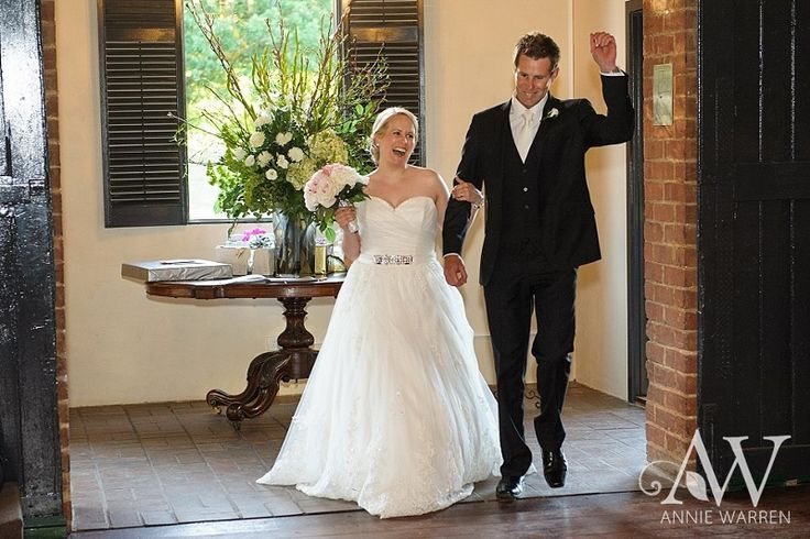 Congratulations to the Bride & Groom @ Chateau Dore Winery