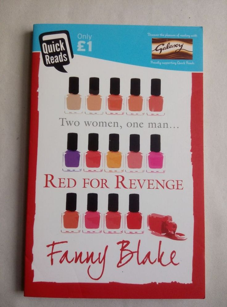 Red for Revenge (Quick Reads 2015), Blake, Fanny | Paperback Book | Acceptable |