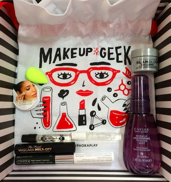 Play by Sephora Subscription Box Review - August 2017