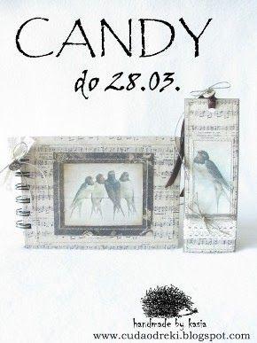 nuty, retro, jaskółki, ptaki, birds, notes, notebook by cudaodreki.blogspot.com