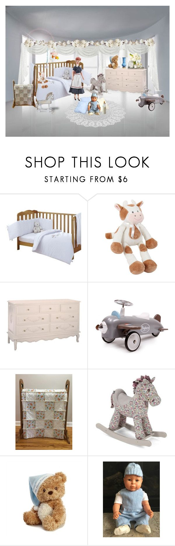 Handmade Baby Boy Items by bamasbabes on Polyvore featuring Mamas & Papas, Episode, Baghera and Bungalow 5