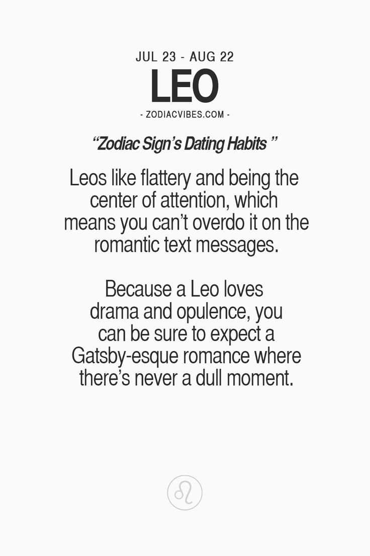 thezodiacvibes:  Find out what your sign says about your dating habits here