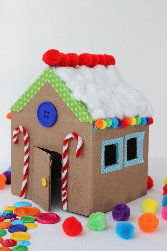 1000 ideas about cardboard box crafts on pinterest - Manualidades con cajas de zapatos ...