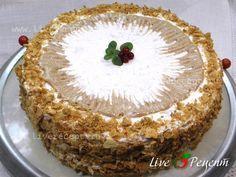 Кремлевский торт — это ну очень вкусный торт рецепт которого не заслужено забыт