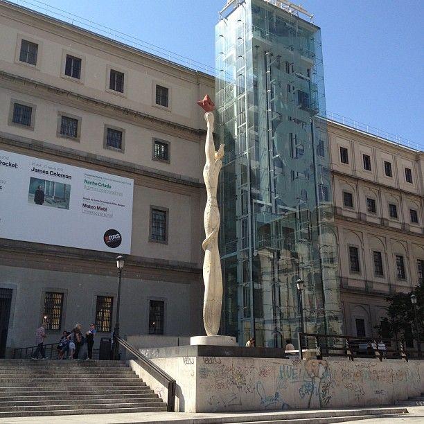 Museo Nacional Centro de Arte Reina Sofía (MNCARS) in Madrid, Madrid GENERAL: 8,00 € Tuesday Closed