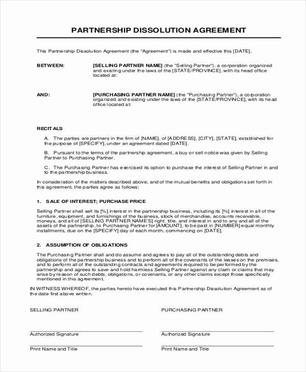 Buyout Agreement Template Beautiful Partnership Out Template Sample Resume Templates Daily Planner Template Downloadable Resume Template