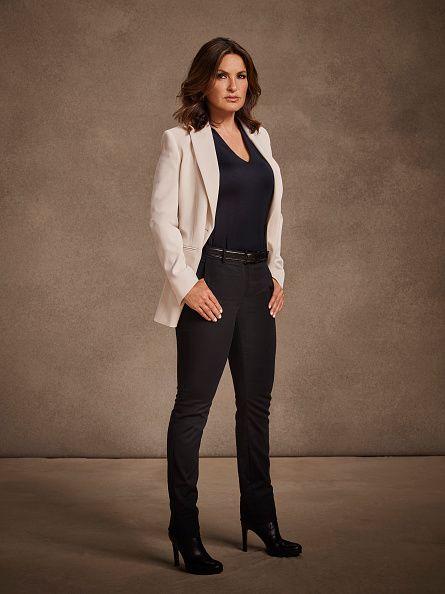 Olivia Benson in 'Law & Order: SVU'