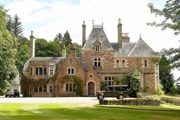 Tillypronie Estate, Tarland, Aboyne, Aberdeenshire, Scotland AB34 4XX