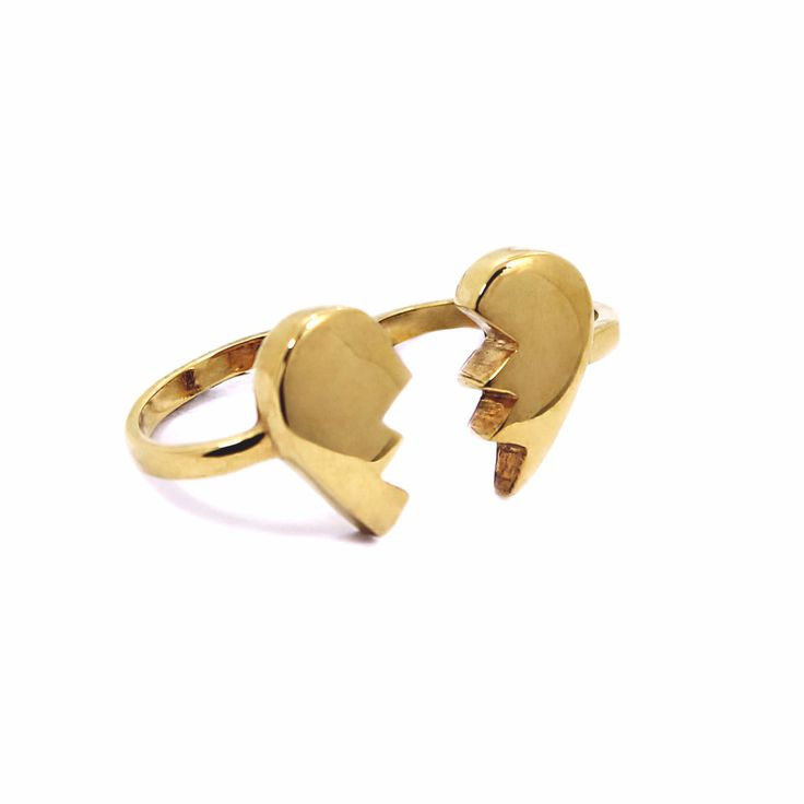 BFF Rings - Gold