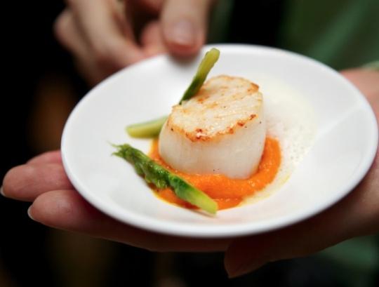 Молекулярная кухня: тунец, арбуз и удовольствие  http://www.domashniy.ru/article/eda/enciklopediya/molekulyarnaya_kuhnya_tunec__arbuz_i_udovolstvie.html