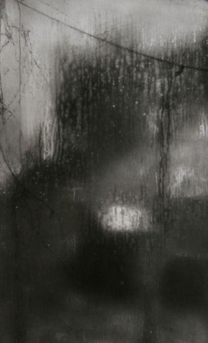 Josef Sudek, Title: The Windows of My Studio  Year: 1954  Medium: Photograph  Size: 12 x 9.5 inches