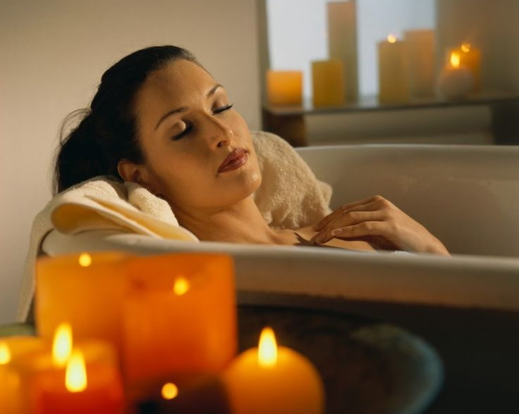 Purge toxins from your body and slim down with a detox bath. Learn how now.....
