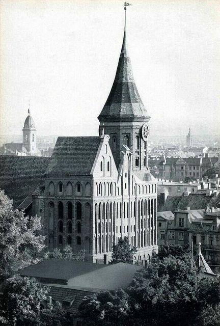 040  Königsberg - Dom | von Kenan2