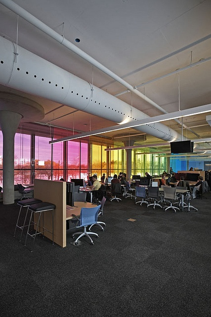 Cummings Library & Collaboratory by Mohawk College, via Flickr