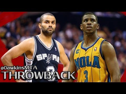 Tony Parker All-Time Game Highlights - Crafty // Dimer // Finisher #tonyparker