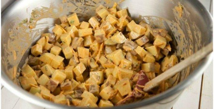 Tex-Mex Ranch Potatoes