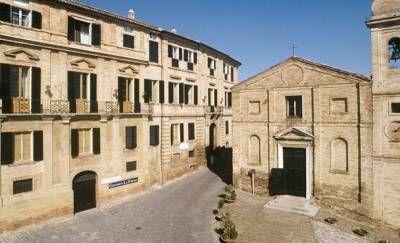 Musei letterari più belli in Italia,Palazzo Leopardi a Montemorello