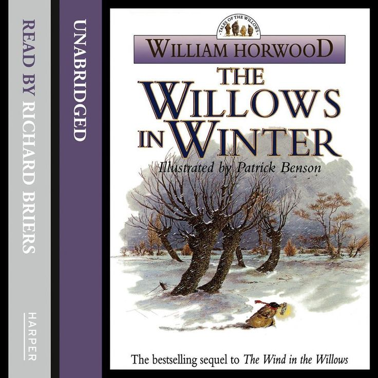 I wonder how well Ratty Mole Badger and Toad would do at #PyeongChang2018 . Find out how well they do in the snow in 'The Willows In #Winter' by @WilliamHorwood1 read by the late Richard Briers. Available to listen to right now on uLIBRARY #TakeYourLibraryAnywhere