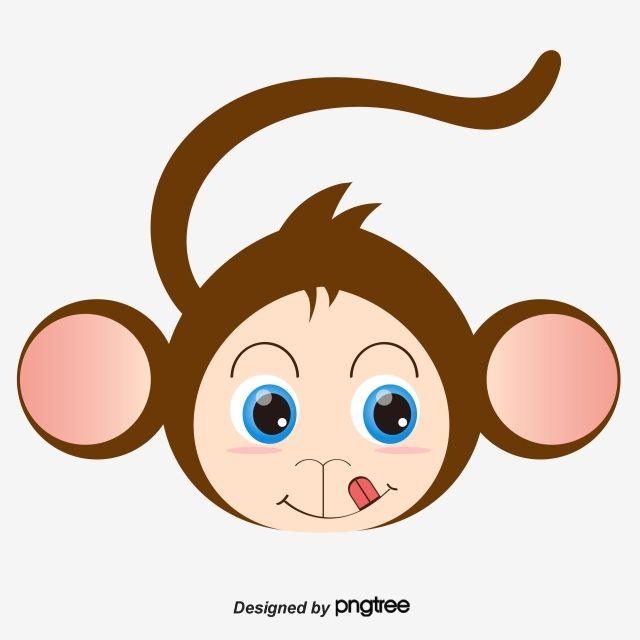 Gambar Monyet Animasi Png Gambar Monyet Kartun Gambar Lukisan Tangan Unsur Unsur Clipart Monyet Cerdik Haiwan Png Dan Psd Untuk Muat Turun Percuma Kartun Lukisan Semuanya Lucu