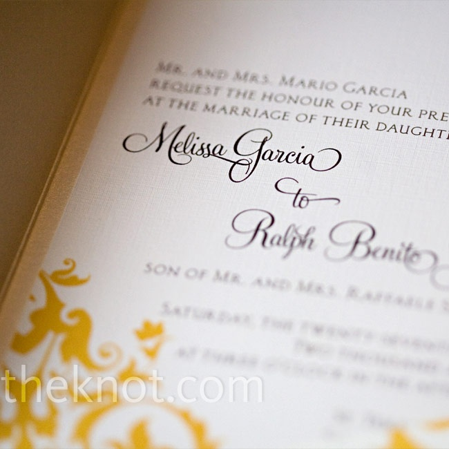 Invitations: like the semi-formal script with typeset right/left aligned and the strong graphic on corner(s)