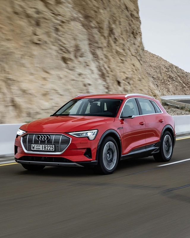 2019 Audi E Tron: The New 2019 Audi E-Tron @motortrend On Instagram