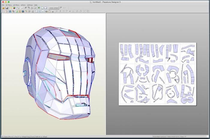 Pepakura Designer 3 is a popular Windows program for making real world papercraft models from 3D digital models. Here's how to get it running on Mac.