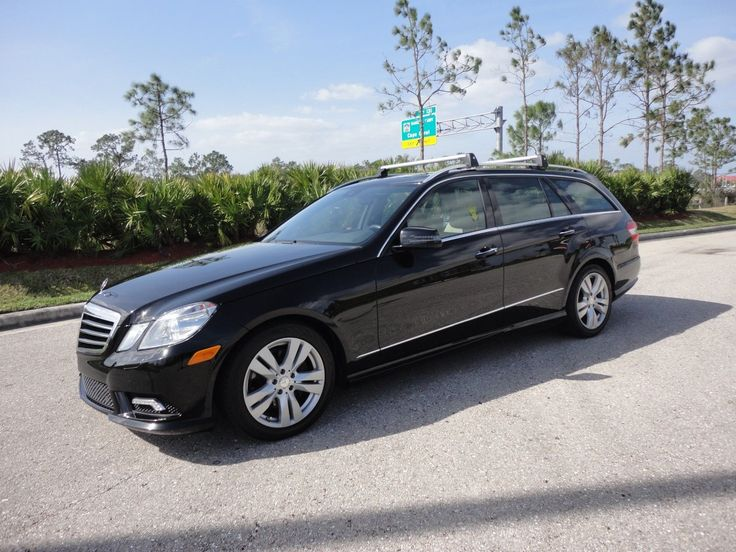 Awesome Great 2011 Mercedes-Benz E-Class 350 WAGON 4MATIC LUXURY 2011 MERCEDES BENZ E350 WAGON 4MATIC LUXURY GREAT SHAPE NO ACCIDENT CLEAR TITLE 2018