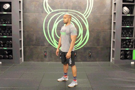 7. Burpee Tuck Jumps