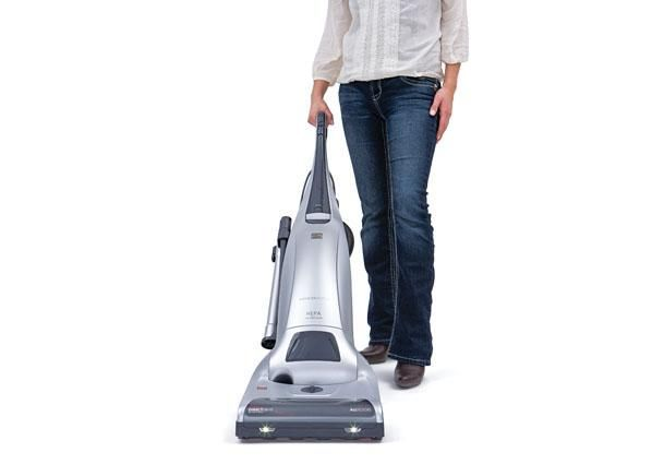 Consumer Reports' vacuum tests