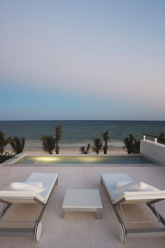 livingpursuit:  Blue Diamond Riviera Maya | Mexico