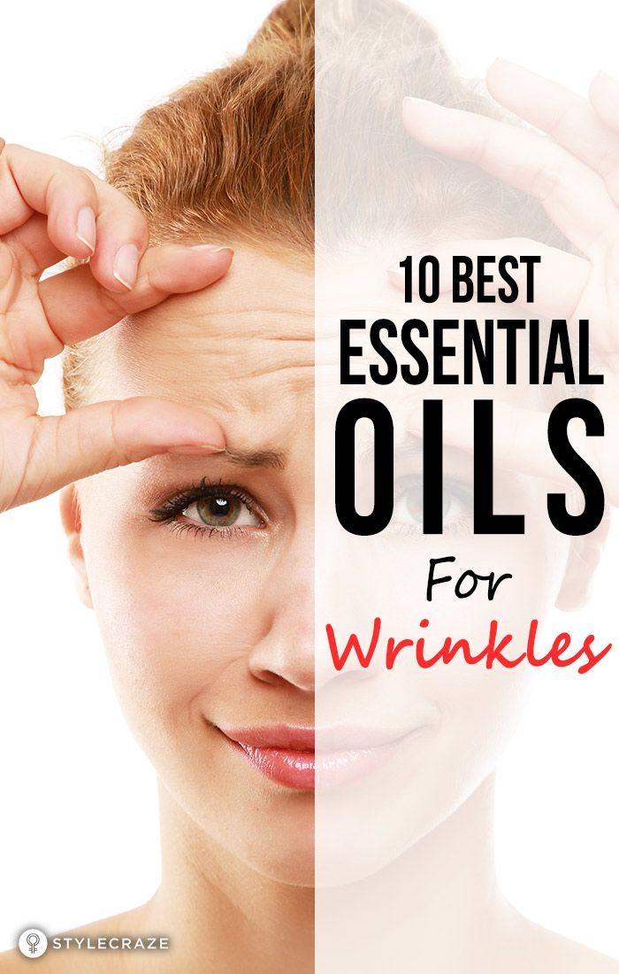 10 Best Essential Oils For Wrinkles – Anti-Aging Oils For