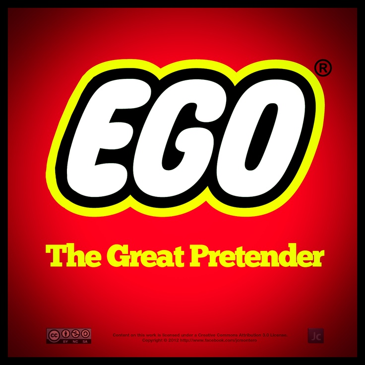 EGO - The Great Pretender