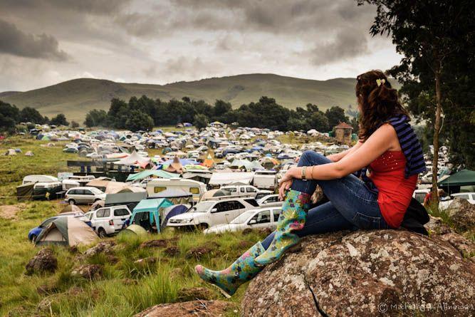 Splashy Fen Music Festival (Underberg, South Africa) (April)